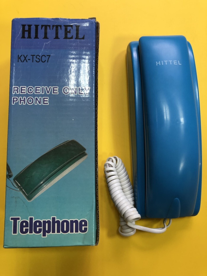 harga Telepon rumah kx-tsc7/hanya terima saja Tokopedia.com