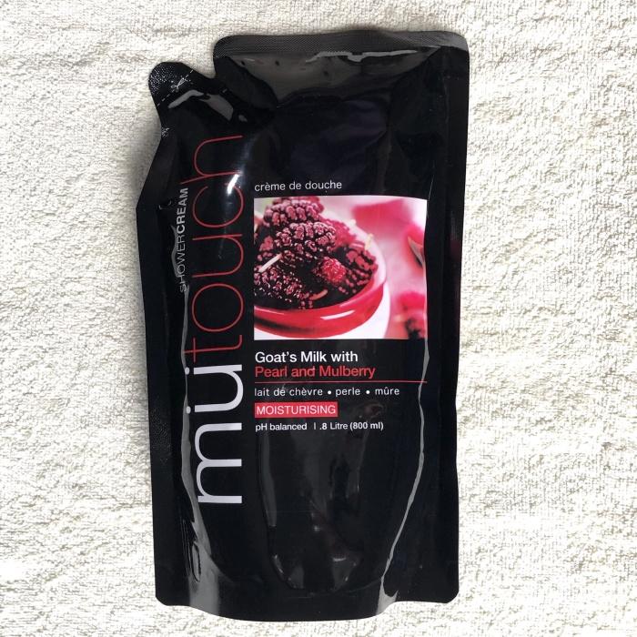 Katalog Mutouch Shower Cream Travelbon.com