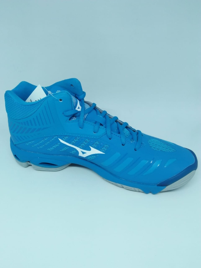 harga Sepatu volley mizuno original wave lightning z4 mid bluejewel new  2018 Tokopedia.com 932b1cc23e