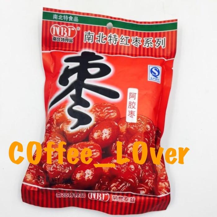 harga Kurma angco 红阿胶枣 red dates hongzao 260gr manisan ready eat Tokopedia.com