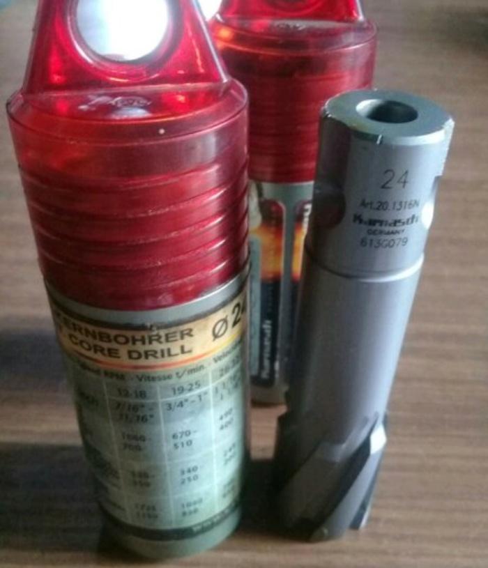 harga Tct karnash 18 x 40 mm mata bor magnet Tokopedia.com