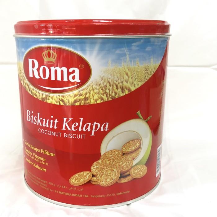 Jual Roma Biscuit Kelapa 450g 012080 Toko Mursalim Tokopedia