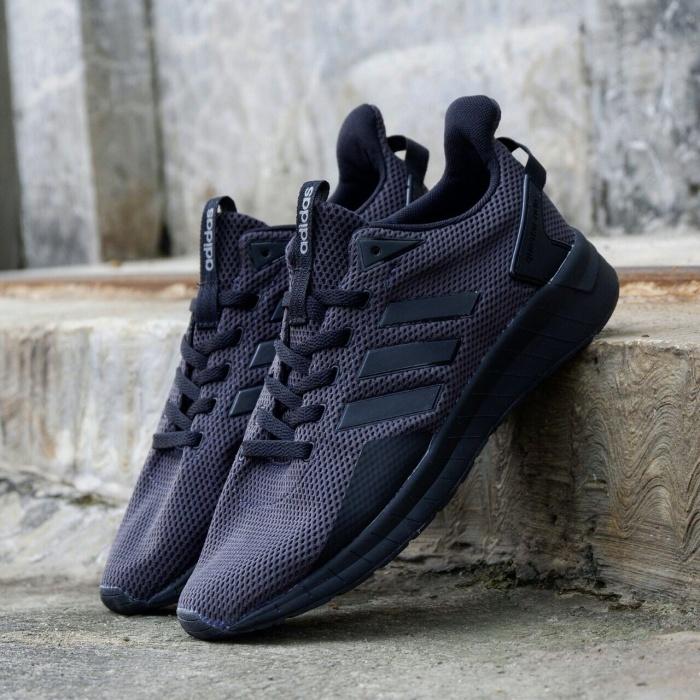 adidas questar ride all black buy