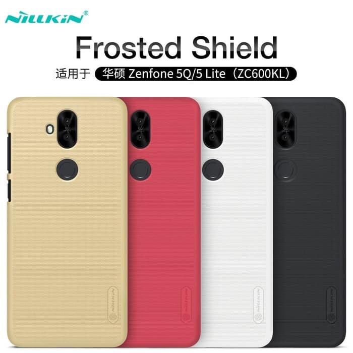 new product 63659 97ef0 Jual Hard Case Nillkin Asus Zenfone 5Q / 5 Lite ZC600KL (Free! Anti Gores)  - Jakarta Pusat - Honeycomb | Tokopedia