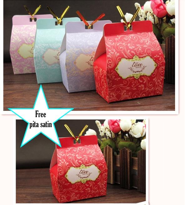 Foto Produk Box kecil souvenir pernikahan kotak unik box serbaguna box wedding dari box souvenir grosir