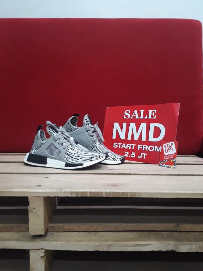 new product 43416 8d774 Jual Adidas NMD XR1 Glitch Grey Black White - Kota Administrasi Jakarta  Barat - StepUpSneakers.id | Tokopedia