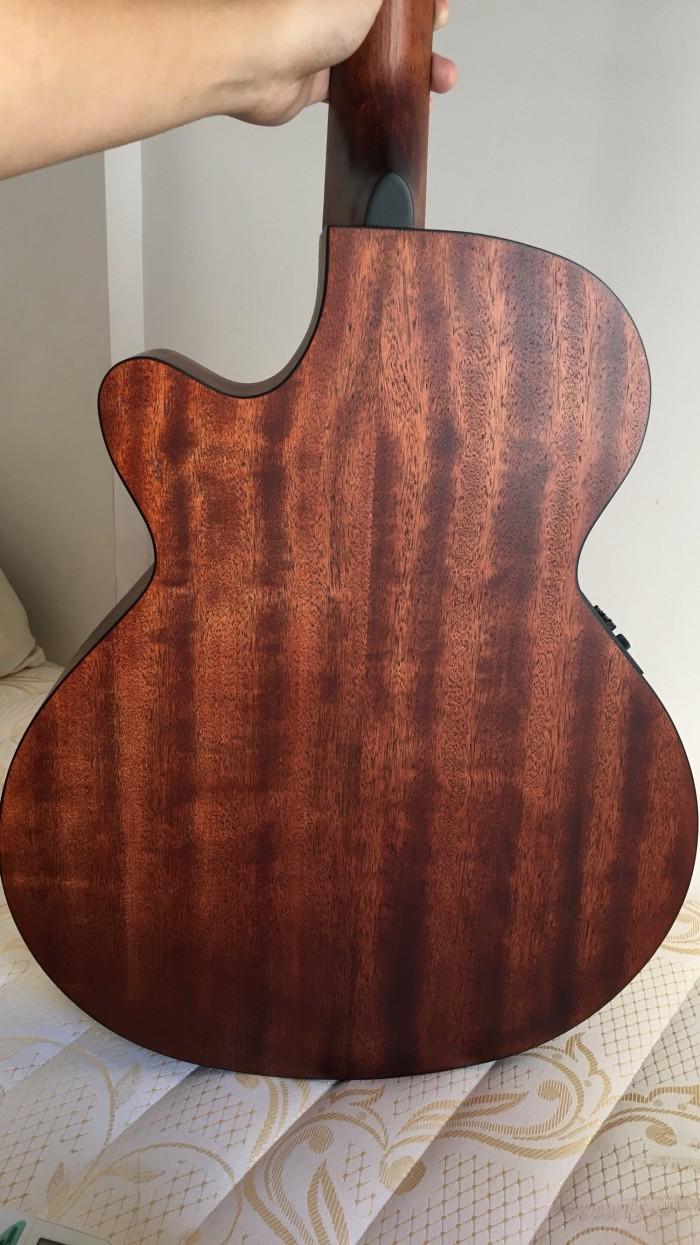 Jual Gitar Akustik Elektrik Cort Cec 1 Op Nylon Not Apx500 Sfx E