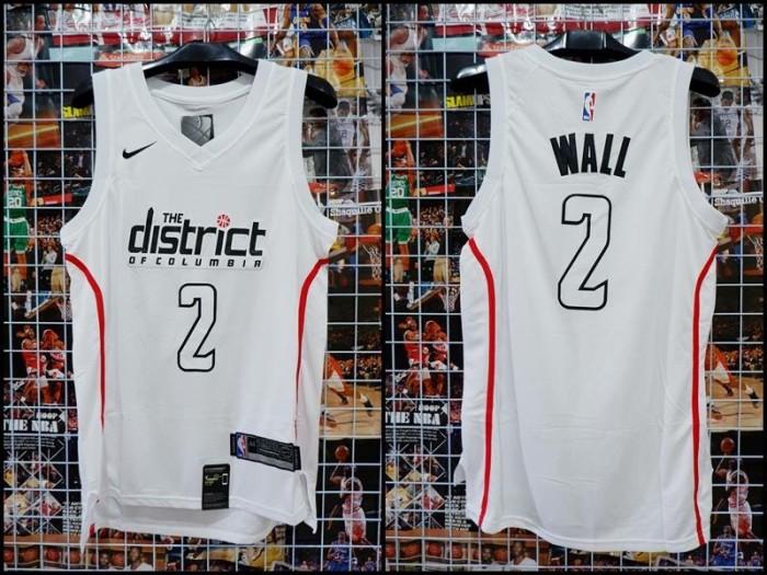 buy popular a73e0 c69de Jual Jersey Basket District Washington Wizards John Wall #2 City Edition -  Kota Batam - RR7 Shop | Tokopedia