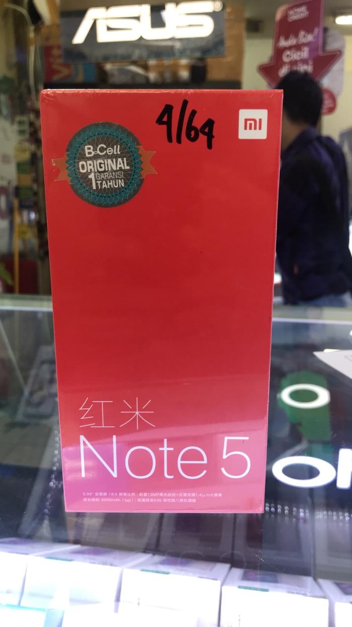 harga Xiaomi note 5 pro 4/64 Tokopedia.com