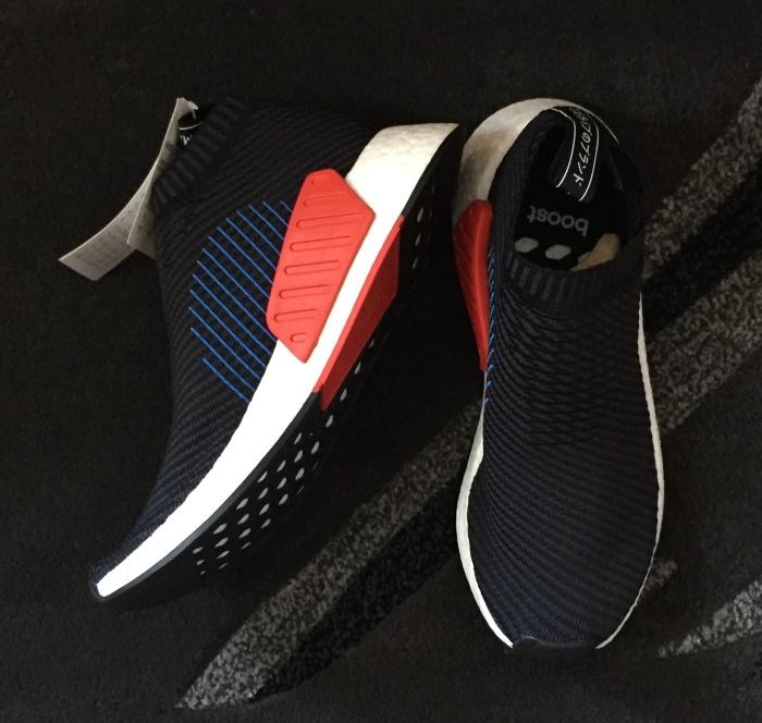 4baa2eee0f36e Jual Adidas NMD CS2 PK Black Carbon   Red Blue CQ2372 Originals ...