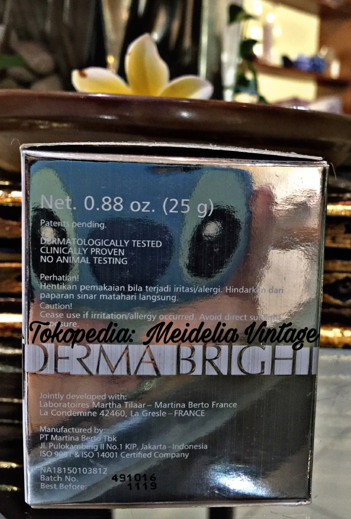 Biokos Derma Bright Intensive Brightening Day Cream SPF 25 (25 gr)