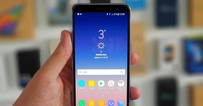 harga Samsung galaxy j4 2018 garansi resmi 1 tahun Tokopedia.com