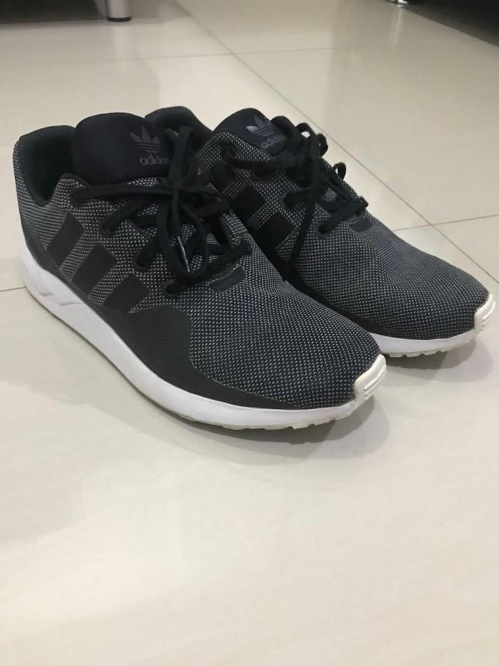 on feet shots of buy best autumn shoes Jual Adidas Zx Flux Adv Tech Size 42,7 Second Like New - DKI Jakarta - Old  Goods | Tokopedia