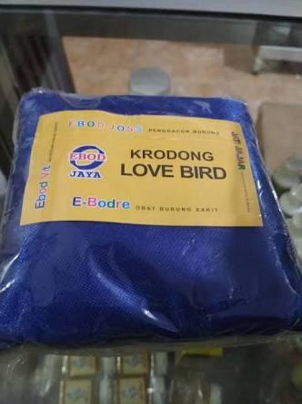 harga KRODONG SANGKAR LOVEBIRD BY EBOD JAYA Tokopedia.com