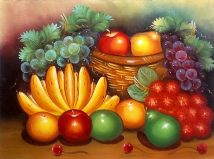 Lukisan buah buahan