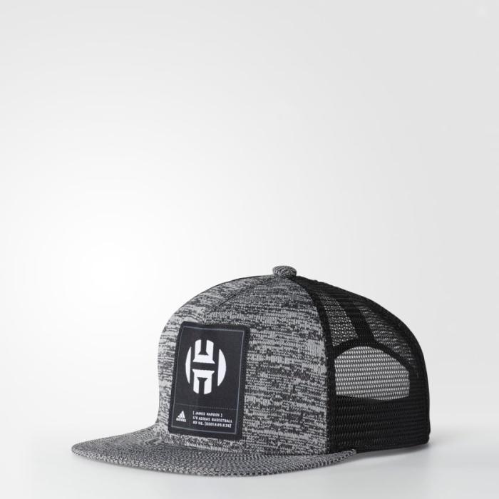 Jual Adidas Harden Snapback Cap Grey Original - Karis Originals ... bb676df604c5
