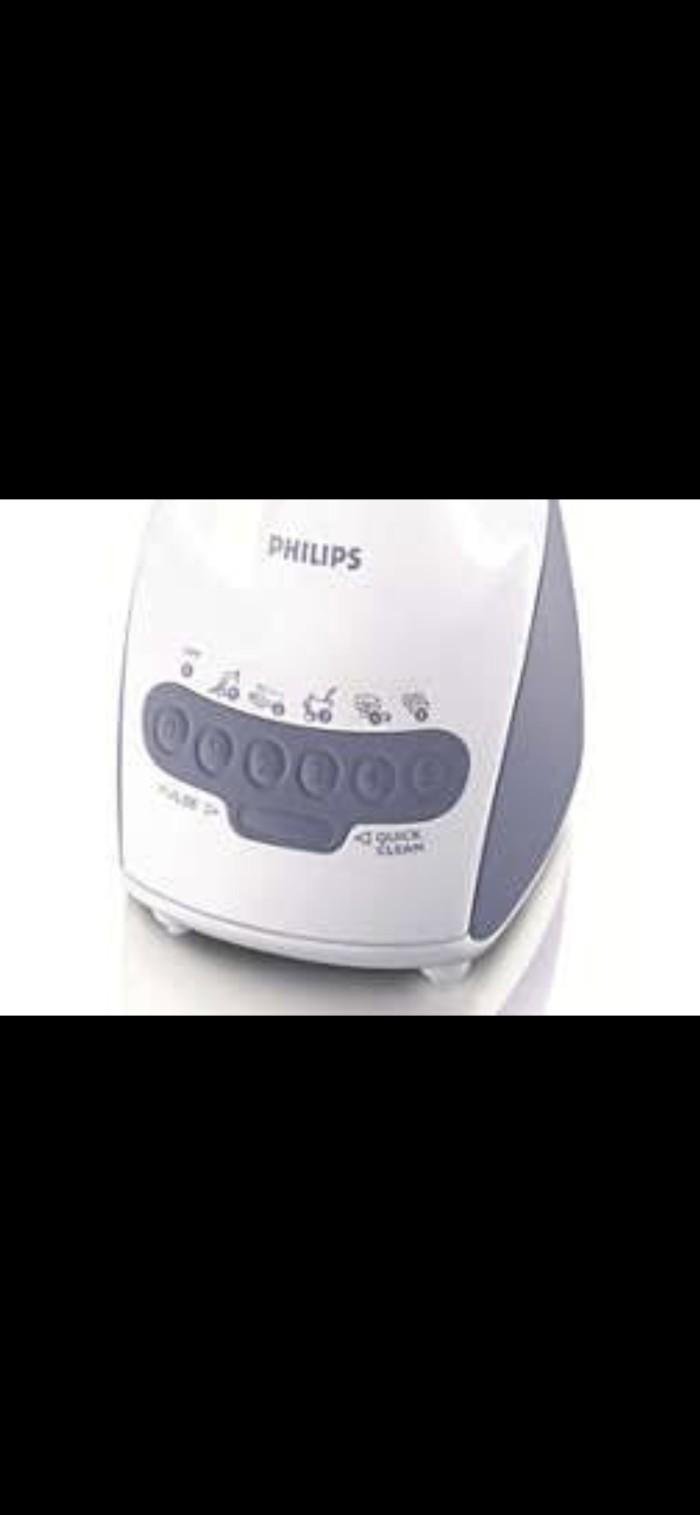 Jual Mesin Blender Philips Hr 2115 2116 Garansi Ori Dom