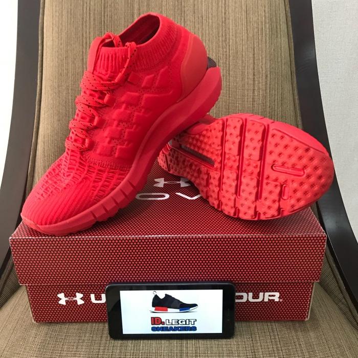 new products a8253 2b1a9 Jual Sepatu under armour hovr phantom red - Kota Tangerang Selatan - toko  branded ori   Tokopedia