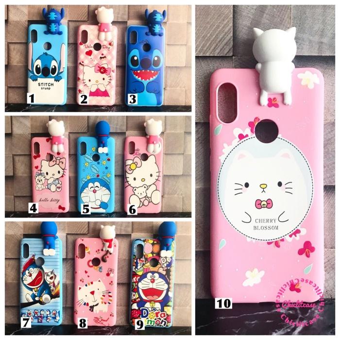 harga Softcase case boneka manjat oppo f7 f5 stitch doraemon kitty murah Tokopedia.com