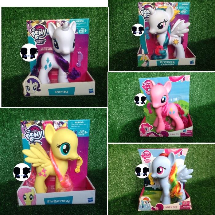 harga My little pony figurine (pinkie pie rainbow dash) - mainan anak Tokopedia.com
