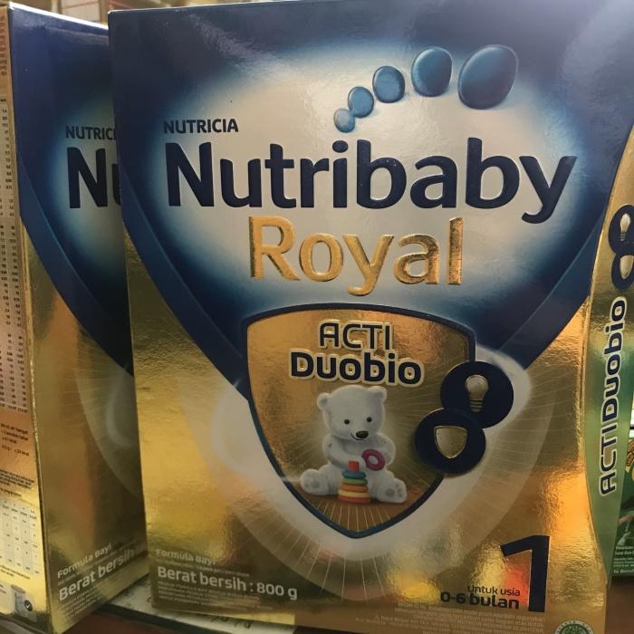 Foto Produk Nutribaby Royal 1 800gr dari cheris