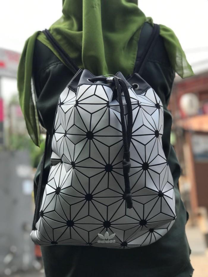 4bc47c55fa2 Ransel   Backpack   Tas Adidas 3D roll up issey miyake   Tas Adidas 3D