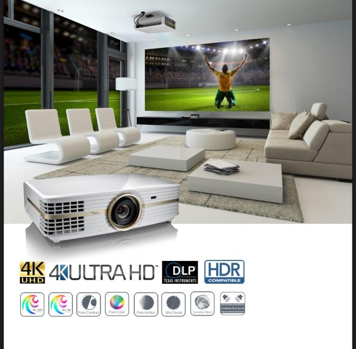 harga 4k projector optoma uhd65 home theater proyektor Tokopedia.com