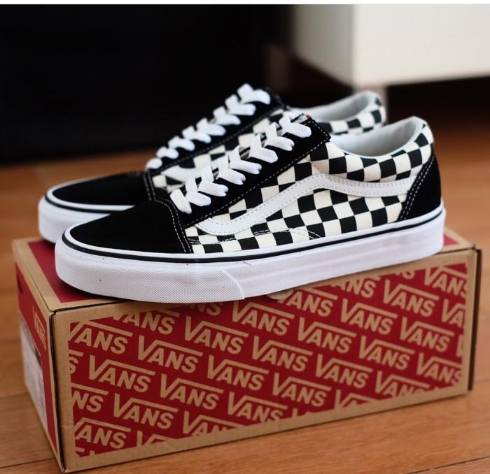 buy \u003e vans primary checkerboard, Up to