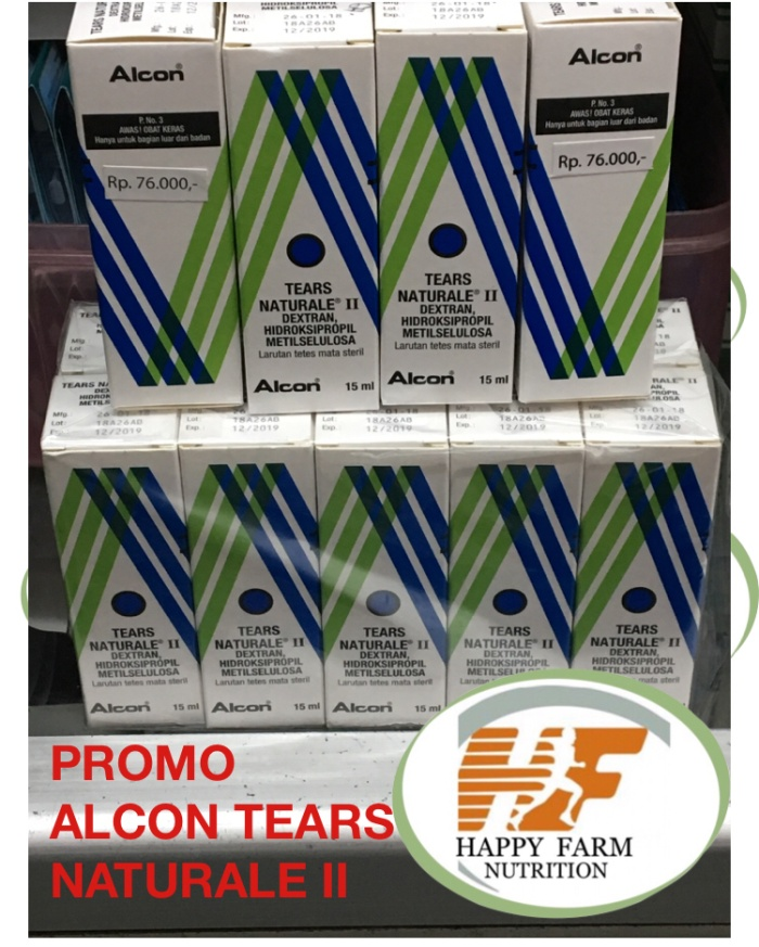 harga Tears naturale ii alcon Tokopedia.com