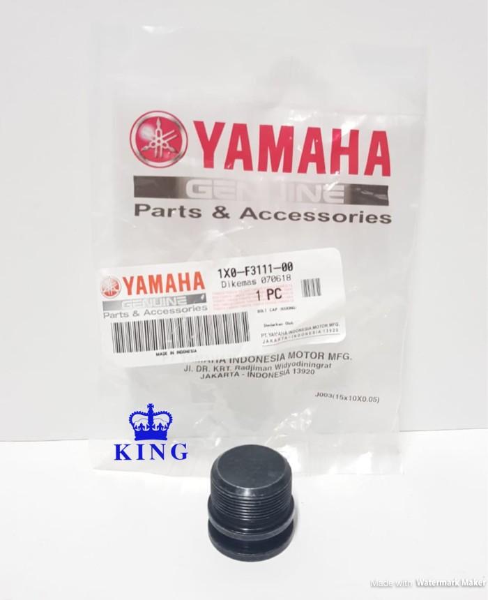 harga Baut tutup as shock rx king 1x0-f3111-00 yamaha genuine parts Tokopedia.com