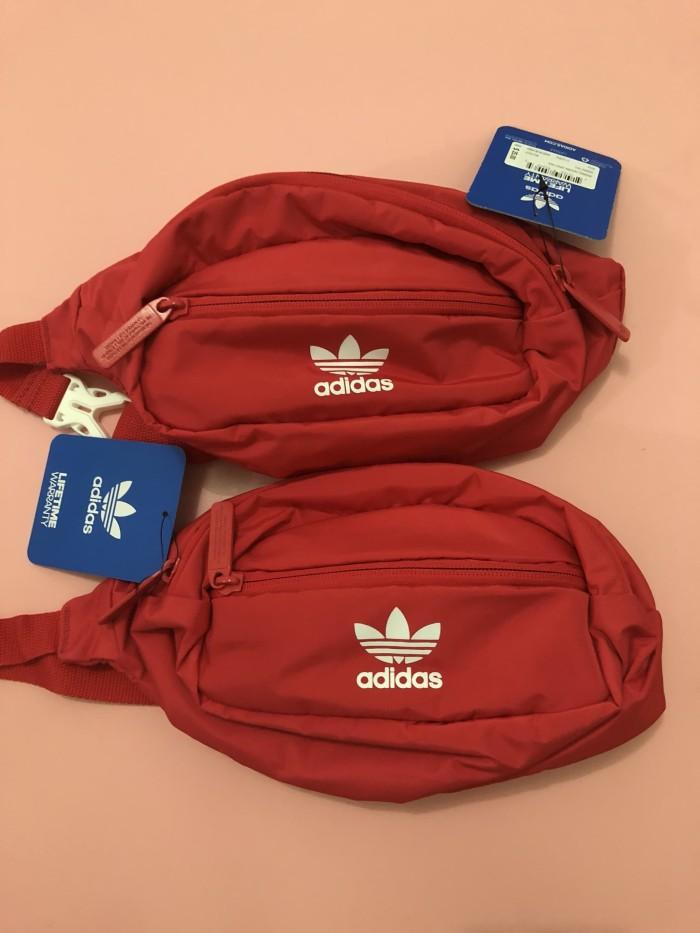 d4aea1dcfc8 Jual Adidas National Waist Pack Red - novhutagalung