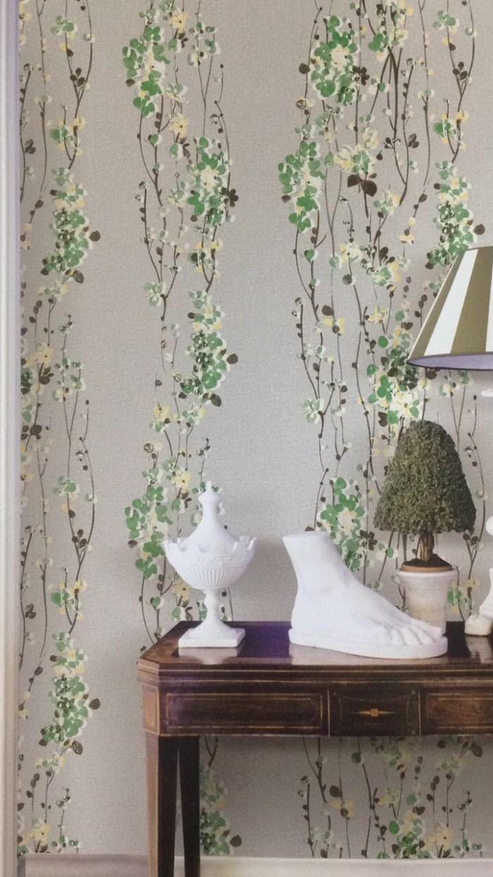 Jual Wallpaper Dinding Salur Elegant Lukisan Abstrak Kota Bekasi Cantik Wallpaper Tokopedia