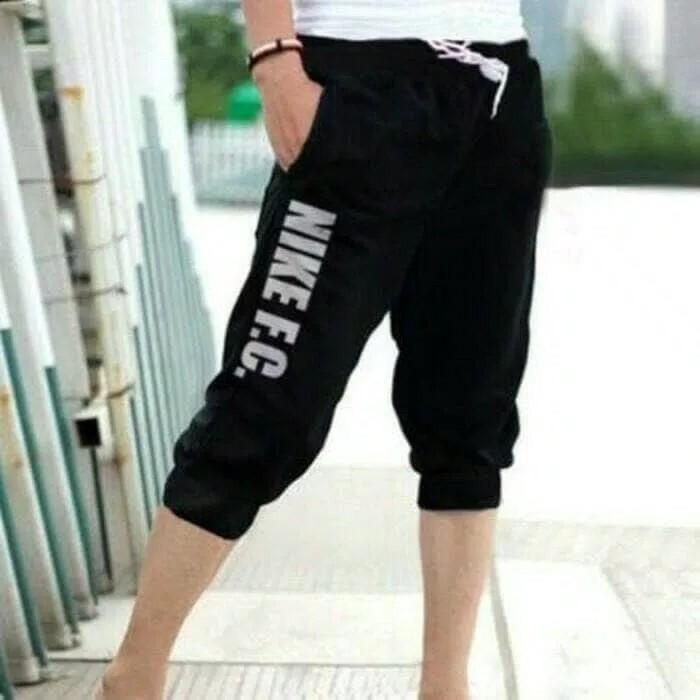 harga Celana adidas & nike 3/4 / jogger 3/4 / celana training Tokopedia.com