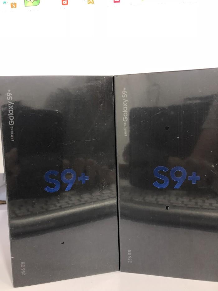 harga Samsung galaxy s9 plus 256 gb - garansi resmi samsung indonesia (sein) Tokopedia.com