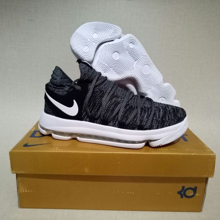 reputable site df76c f4d37 Jual sepatu basket nike kd 10 oreo - Kota Batam - Basket Store Premium    Tokopedia