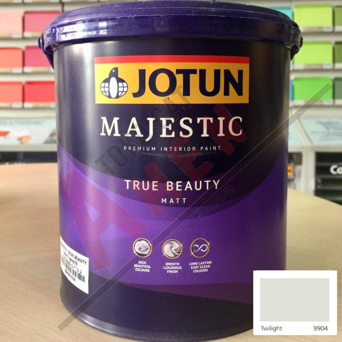 harga Jotun majestic true beauty matt 2.5lt - twilight / cat tembok interior Tokopedia.com