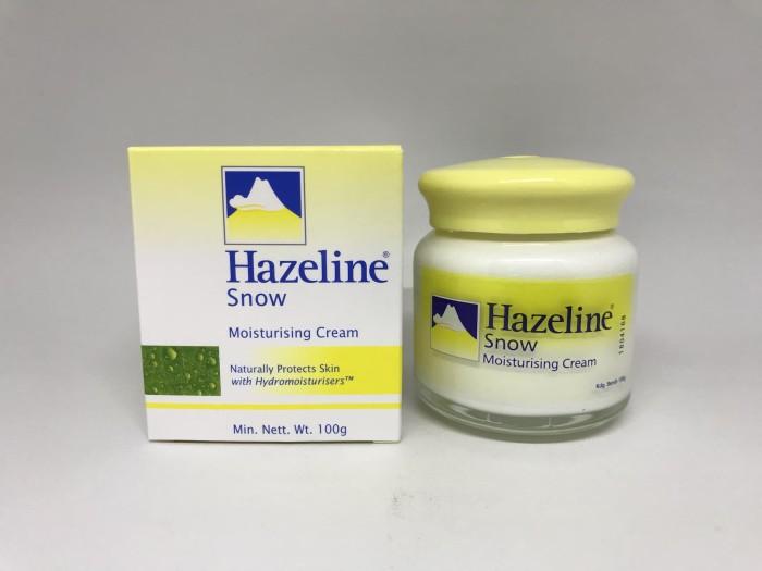 harga Hazeline snow moisturising cream Tokopedia.com
