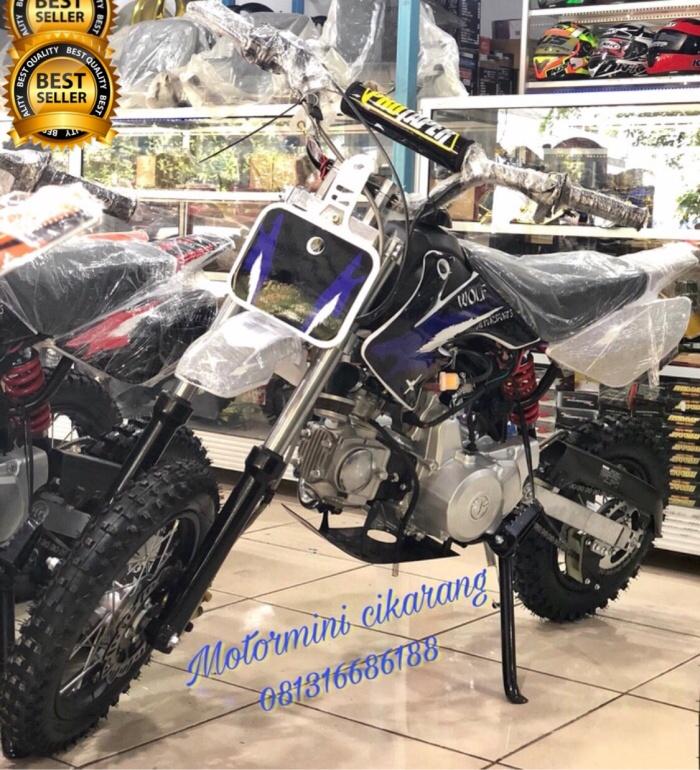 harga Motor mini trail mt5 new 50cc mesin 4tak Tokopedia.com