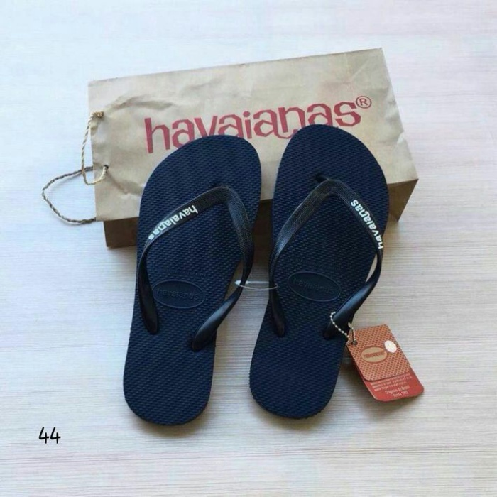 1d23d0303 Jual Sandal Jepit Havaianas Name Putih - Lord Visnu Olshop Center ...