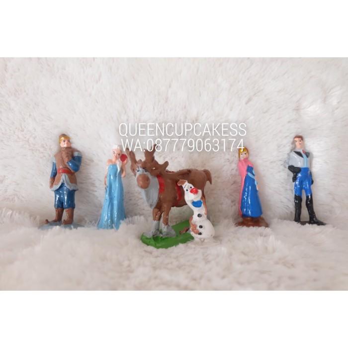 harga Topper cake karakter frozen / hiasan kue ulangtahun frozen Tokopedia.com