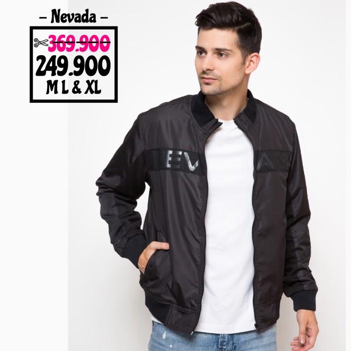 Jual Jaket Nevada Parasut Navy - Icco store  a66083c415
