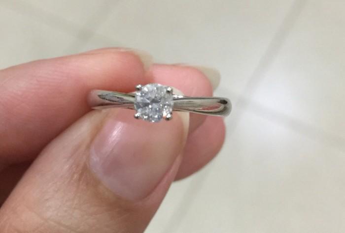 Model Cincin Berlian Solitaire Dari Wedding Ring Jakarta
