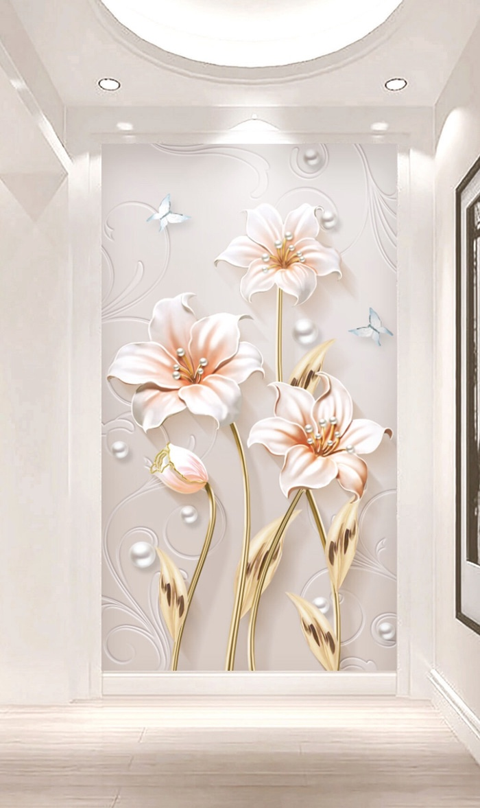Wall sticker 3d 18423951