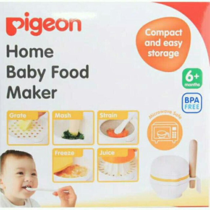 harga Pigeon home baby food maker Tokopedia.com