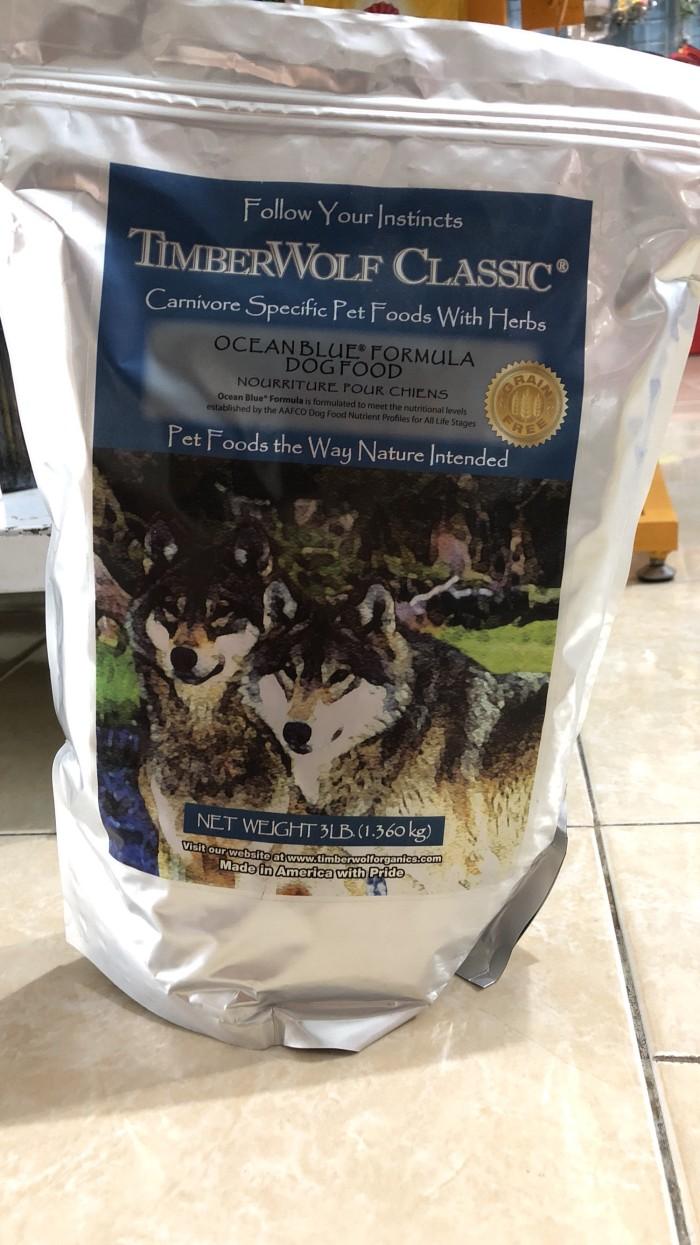 Foto Produk Dogfood Timberwolf classic dari Paws Pet Store