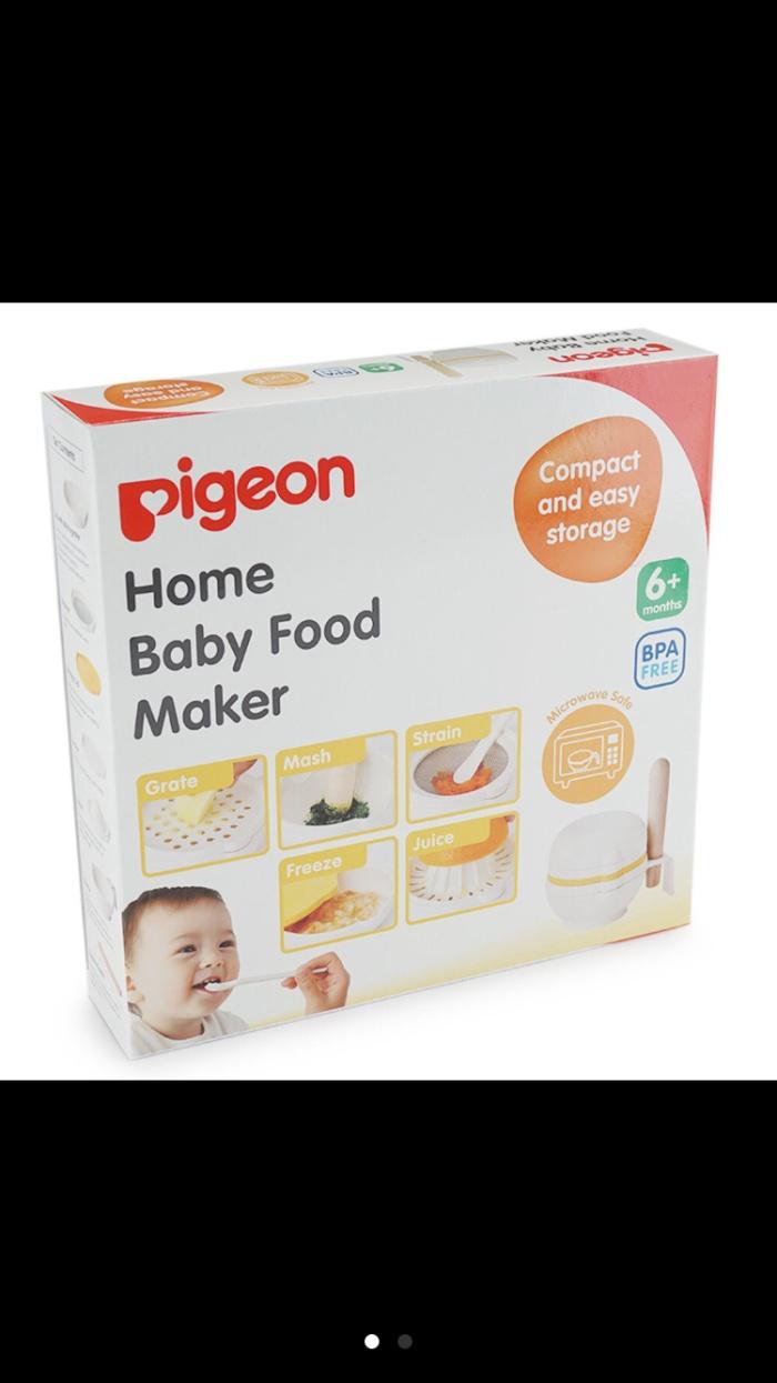 Foto Produk promo!! pigeon baby food maker dari Pichan1220