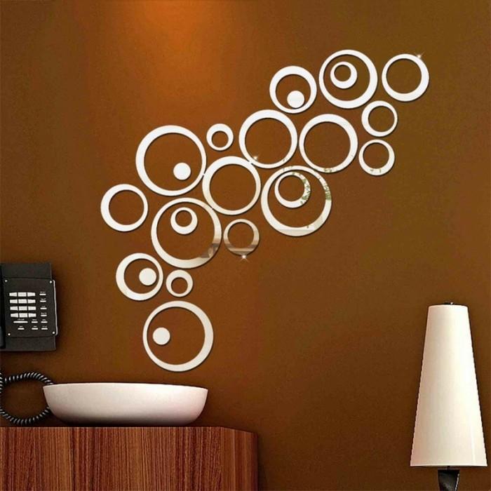 Ide Desain Dekorasi Dinding Ruang Tamu Sederhana Tapi Keren
