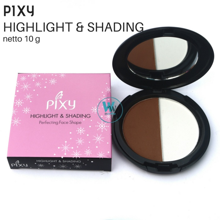 ... PIXY Contour Kontur Highlight & Shading Perfecting Face Shape 10gr