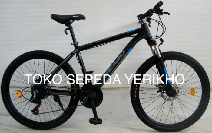 harga Sepeda gunung mtb 26 genio salzburg xc-05 alloy 24 speed Tokopedia.com