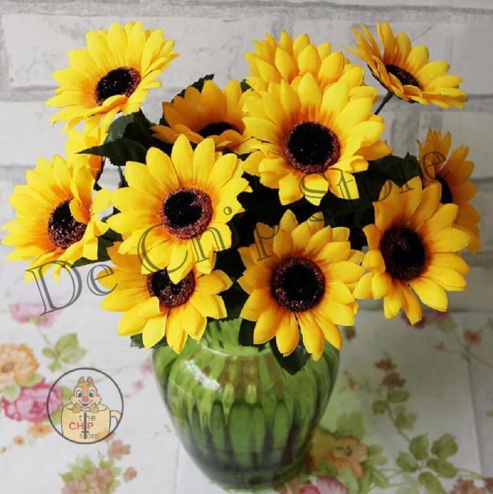 87 Gambar Bunga Matahari Plastik Paling Hist Gambar Pixabay
